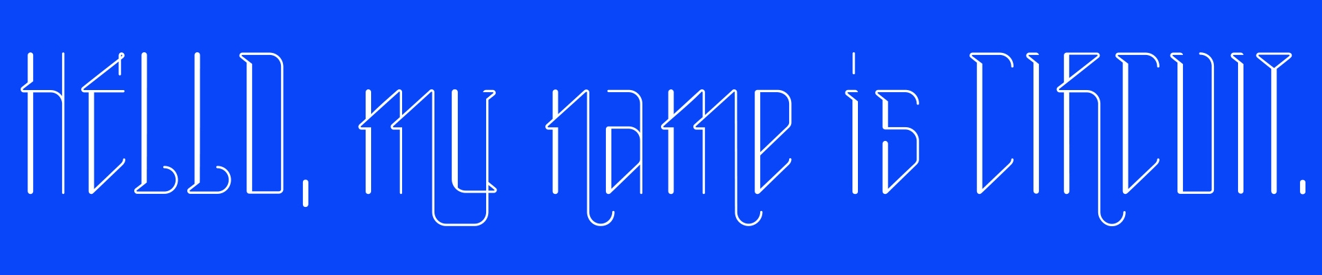 Martin Gnadt — Kommunikationsdesign type