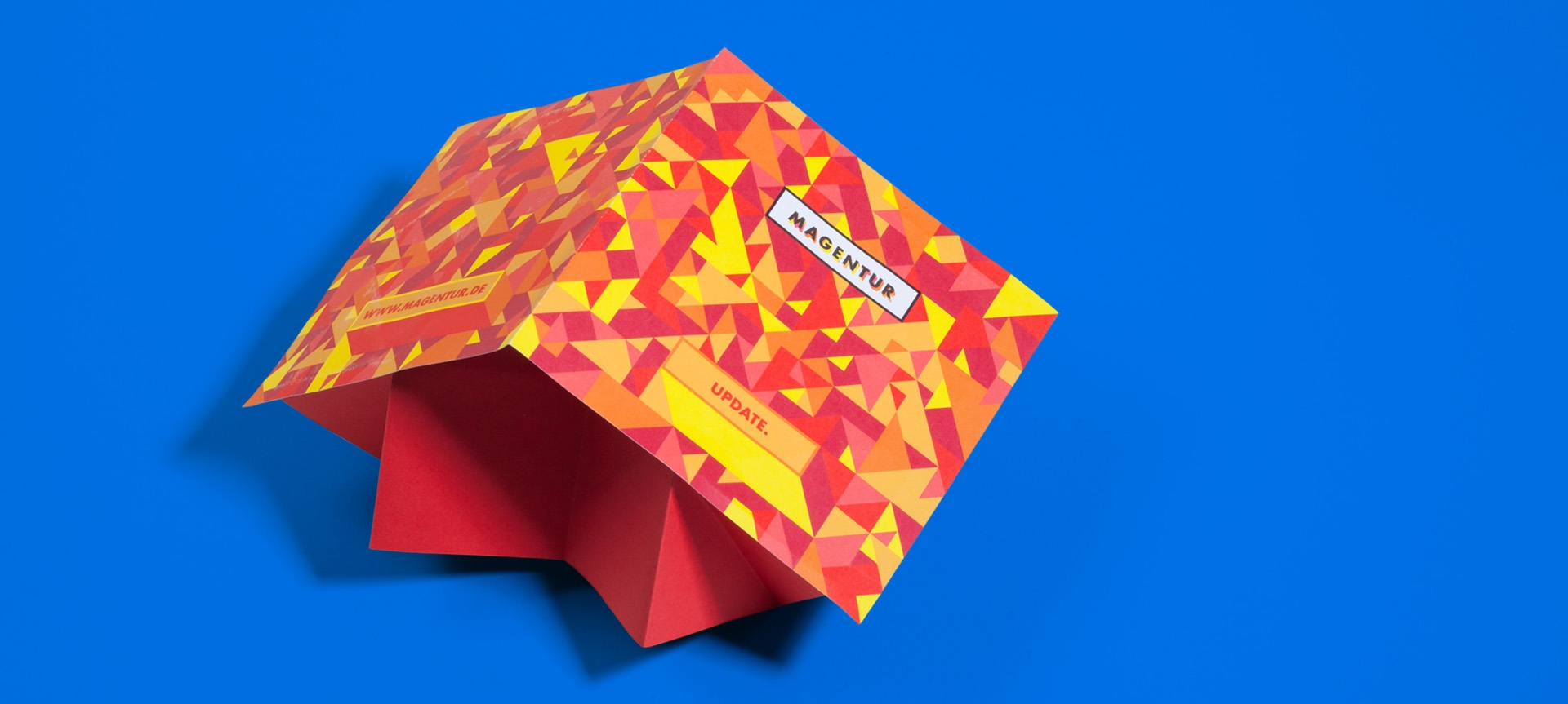 Martin Gnadt — Kommunikationsdesign FOLDED MAILINGS