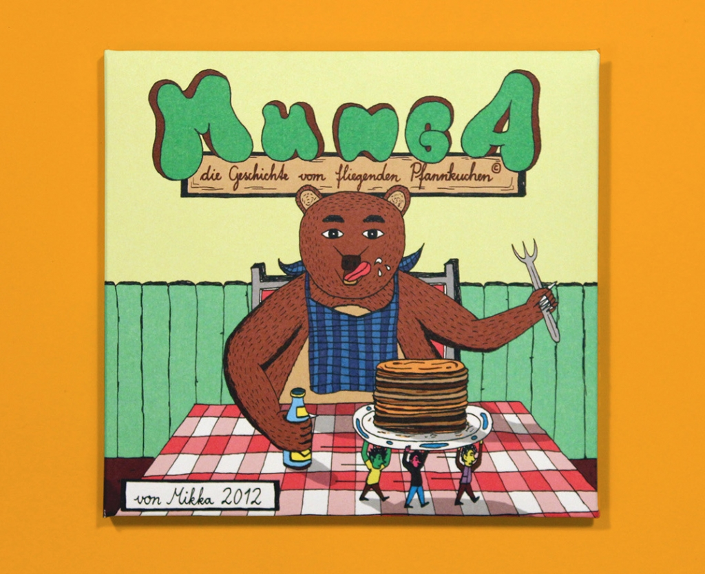 Martin Gnadt — Kommunikationsdesign MUNGA THE BEAR
