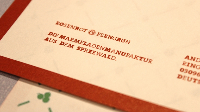 Martin Gnadt — Kommunikationsdesign ROSENROT & FEENGRÜN