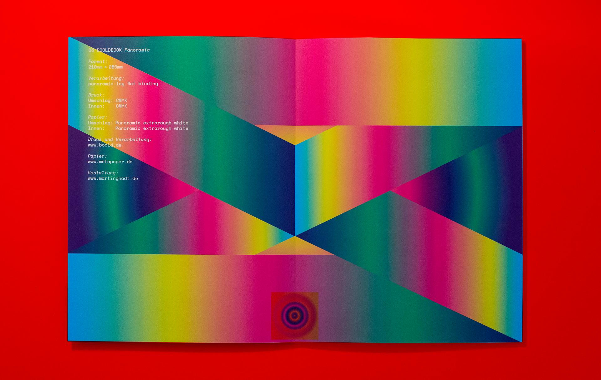 Martin Gnadt — Kommunikationsdesign BOOLD notebooks